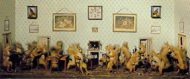 Anthropomorphic taxidermy  WikiFur the furry encyclopedia