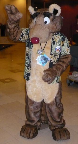 Kipper Otter Wikifur The Furry Encyclopedia
