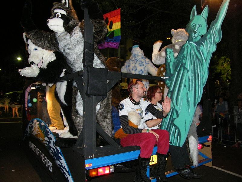 Sydney Gay and Lesbian Mardi Gras  WikiFur the furry