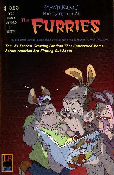 Shawn Kellers Horrifying Look at the Furries  WikiFur the furry encyclopedia
