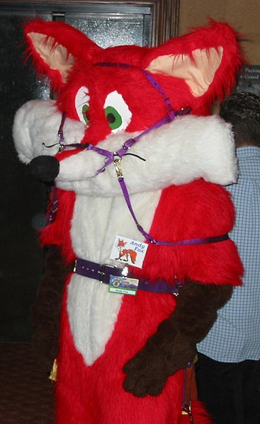 Andy Fox  WikiFur the furry encyclopedia