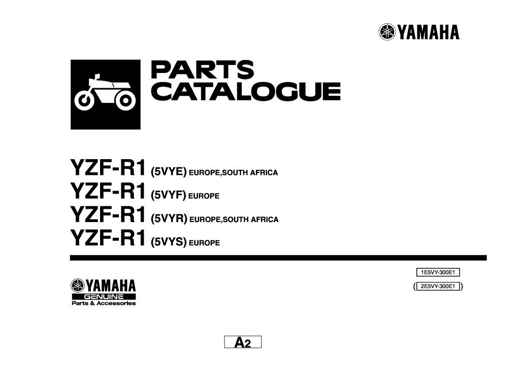2006 yzfr1 5vye parts list.pdf (1.94 MB)