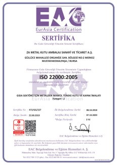 ISO 22000 - 2005 TR