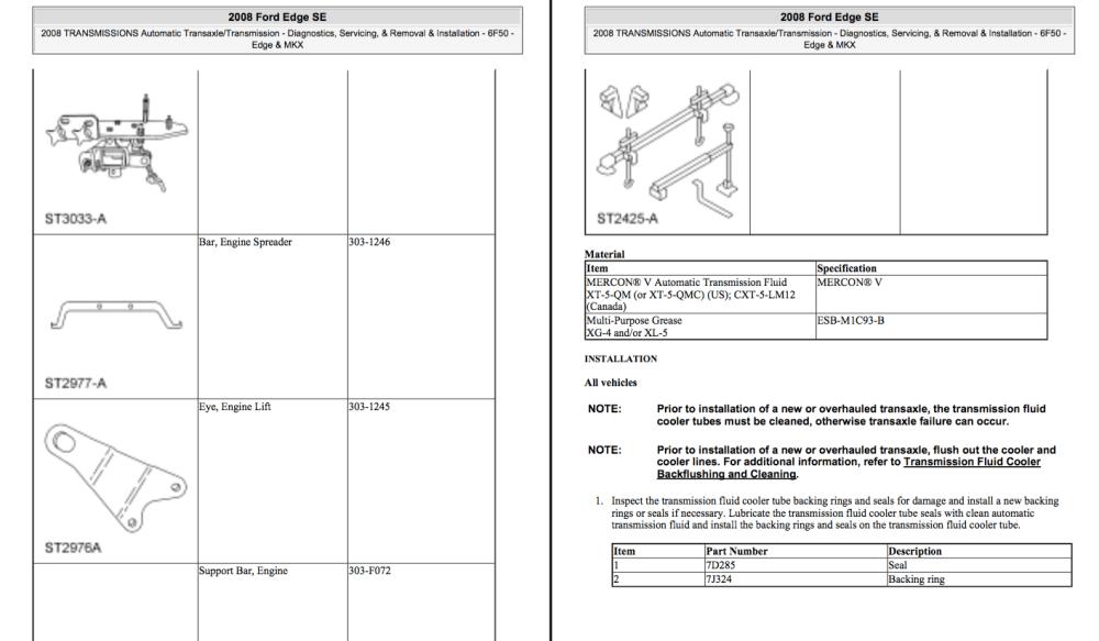 medium resolution of ford edge manual car manuals free