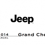 Download 2014 Jeep Grand Cherokee owner's manual / Zofti
