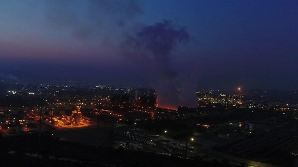 termoeléctrica de Tula Greenpeace