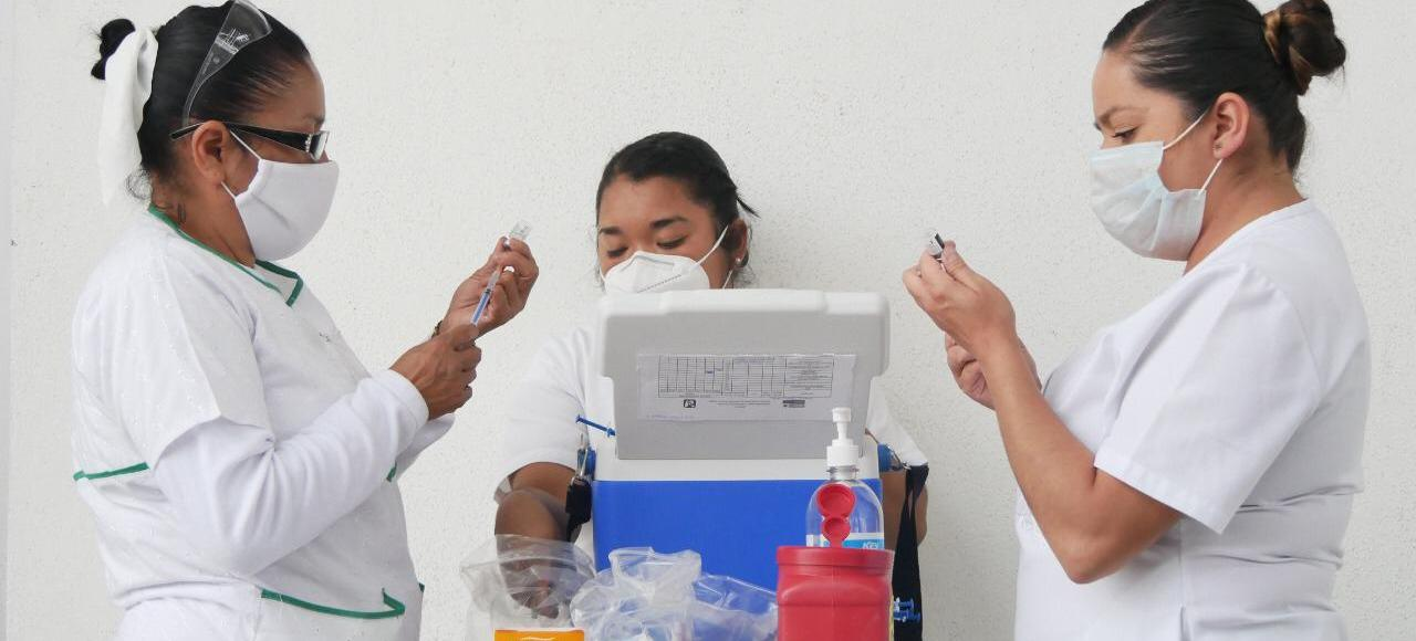 producción de vacunas en México