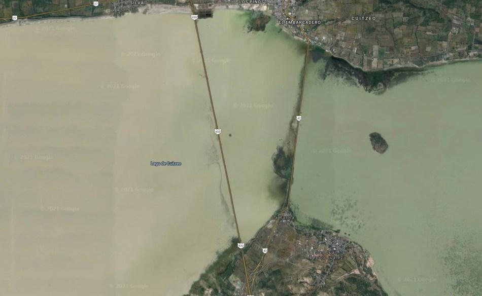 Pesca Lago de Cuitzeo