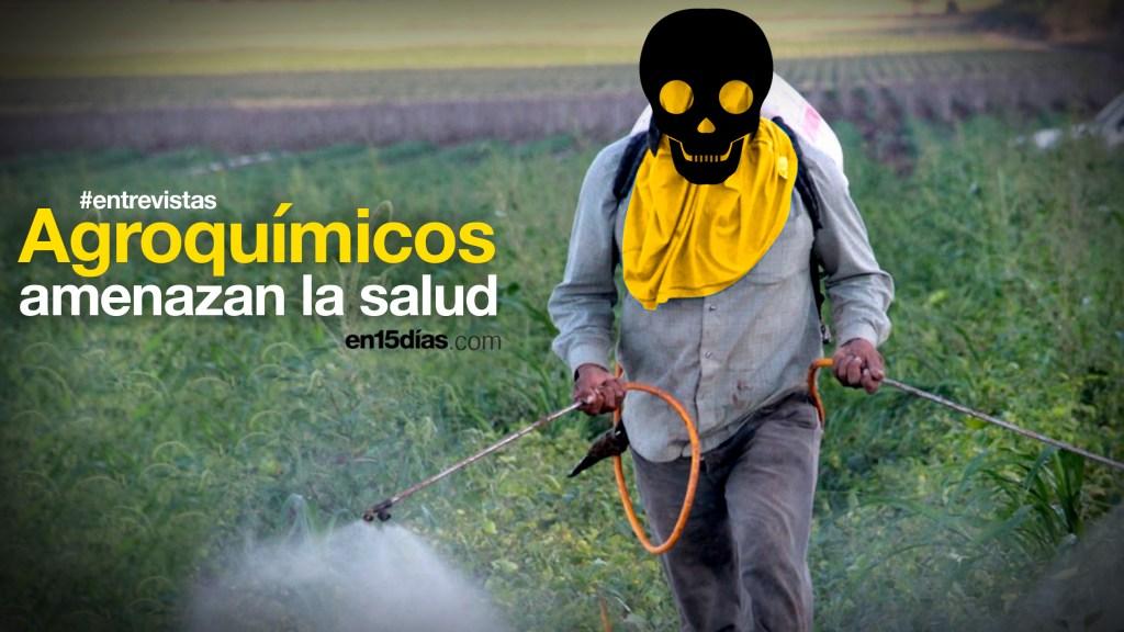 Agroquímicos en México