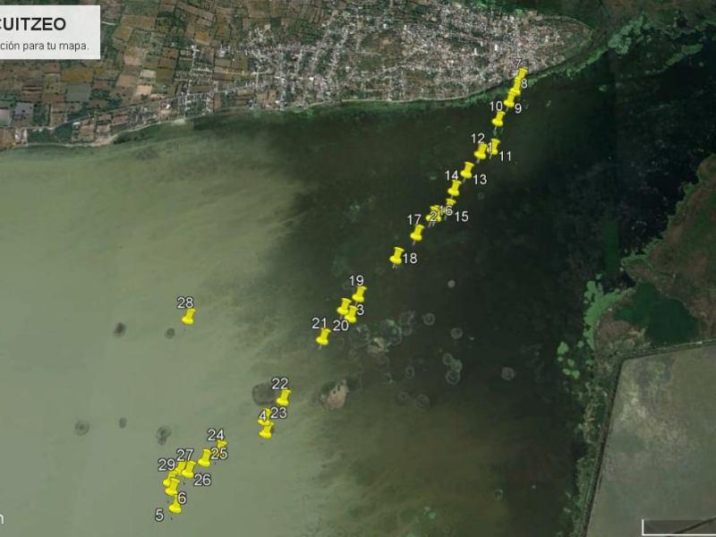 Lago de Cuitzeo no está recuperado hidrológicamente