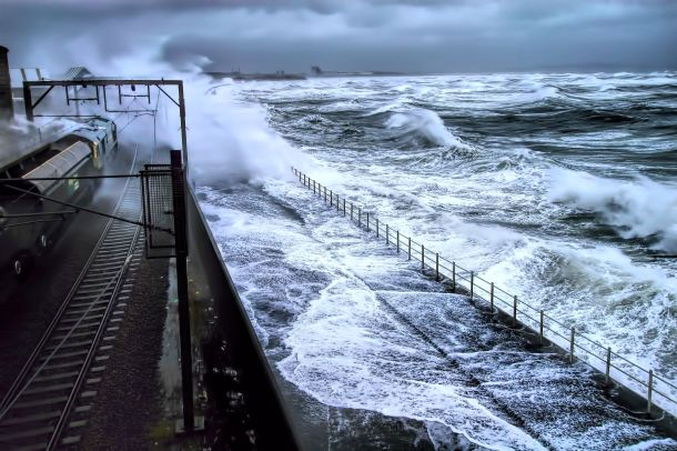 Winds of up to 70mph could hit northwest Scotland on Thursday evening (photo: Oliver Clarke/flickr)