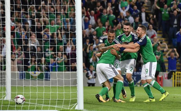 Northern Ireland v Czech Republic - FIFA 2018 World Cup Qualifier