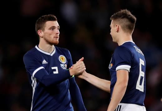 International Friendly - Scotland v Belgium