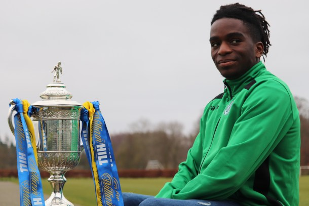 Omeonga and the Scottish Cup