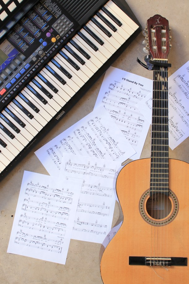 music tuition photo