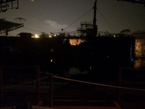 USS Halloween Horror Night #HHN4 Blog Review 004