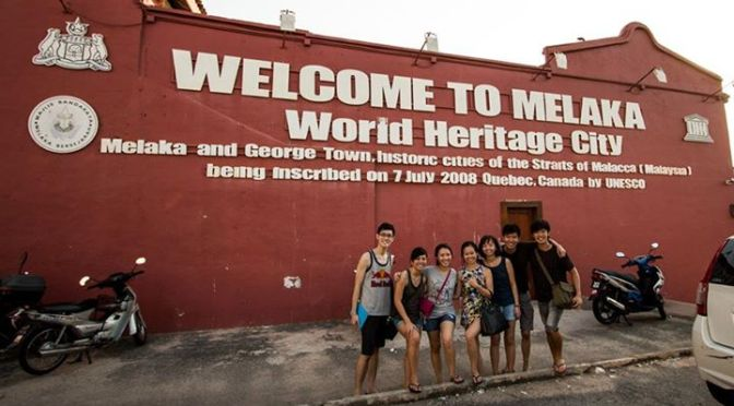 Fun & Food-filling Weekend Trip to Malacca
