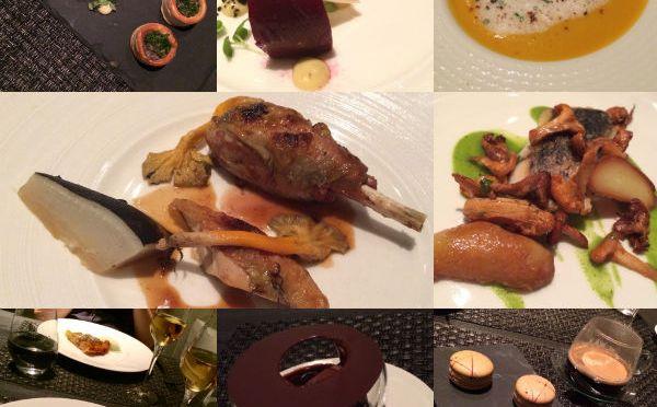 Chic Modern French Cuisine @ Olivia Cassivelaun Fancourt (OCF)