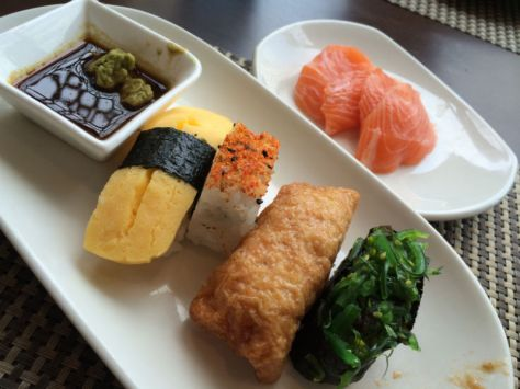 Pan Pacific Sunday Champagne Brunch Review 014