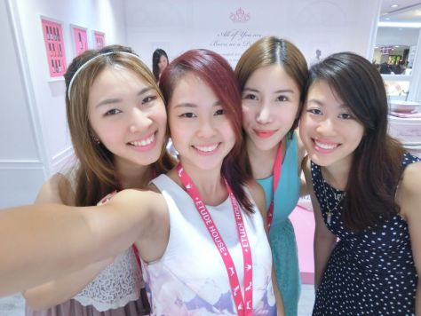 Enabalista Etudehouse Vivo City Opening 020