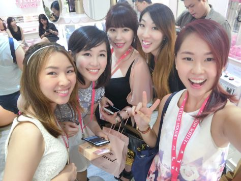 Enabalista Etudehouse Vivo City Opening 021