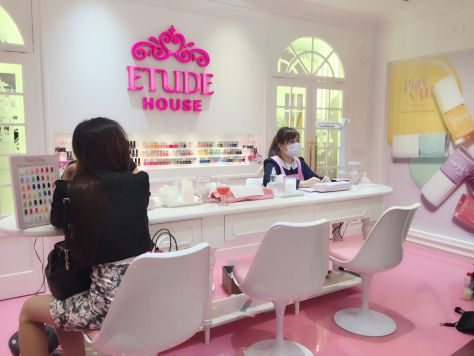 Enabalista Etudehouse Vivo City Opening 026