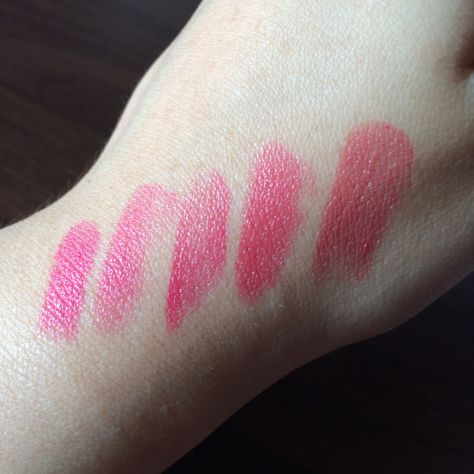 Enabalista My Favourite Lipsticks 2015 001