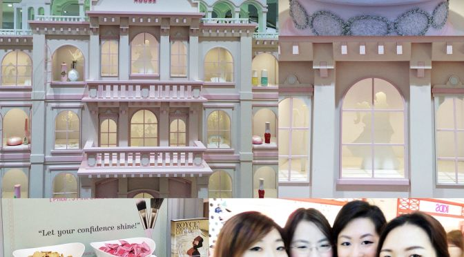 Sweet Valentines with ETUDE HOUSE Singapore; Eyes, Lips & Nails Talk