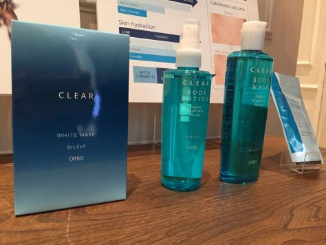 ORBIS Renewed Clear Series Blogger Review 003