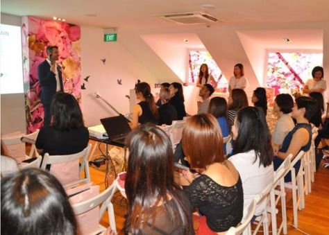 Tous Floral Touch Fragrance Launch Crowd 001