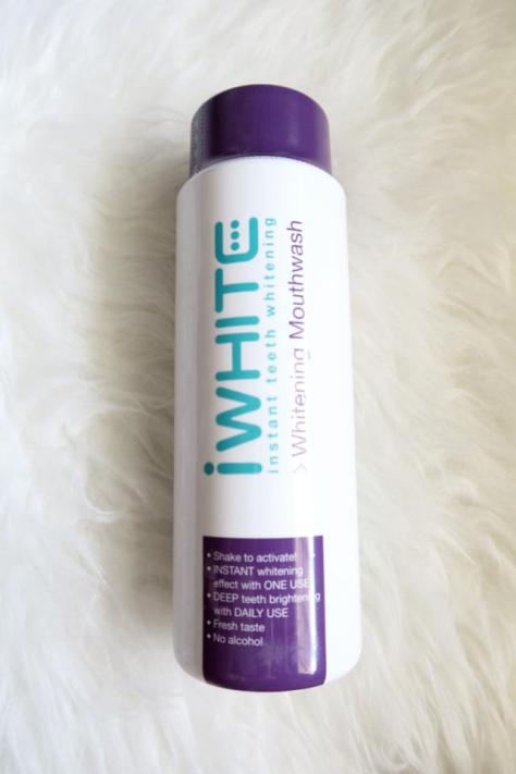 IWhite Mouthwash Toothpaste Whitening Blog Review_0002