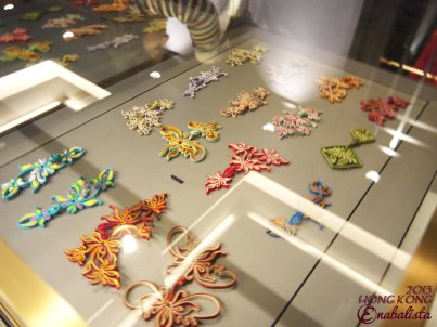 More elaborate oriental knots