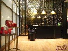 Level 1: Shanghai Tang Cashier Counter