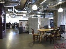 Very spacious work space