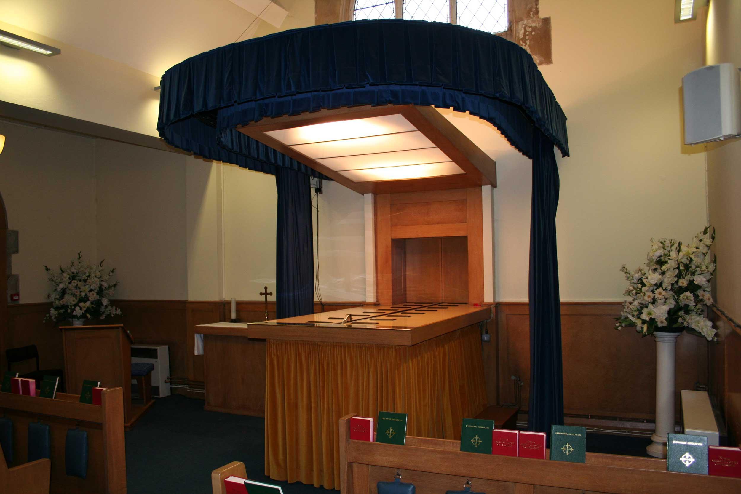 Putney Vale Crematorium  Enable  Enable
