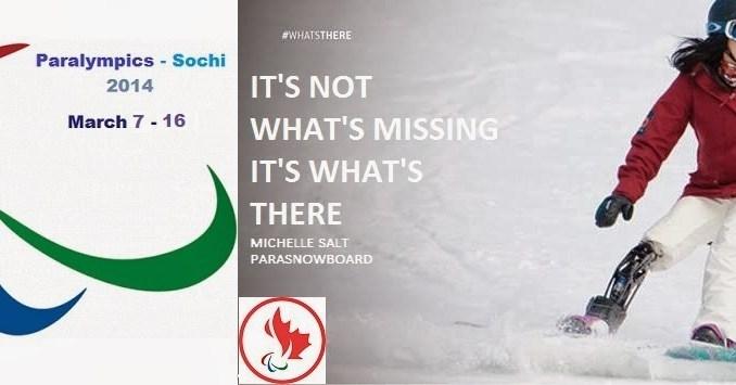Sochi Paralympics