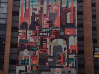Mural in Pittsburgh