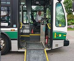 Go Transit Bus