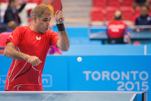 Canada's Table Tennis Stars