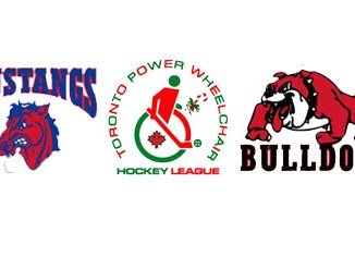 TPWHL Mustangs vs Bulldogs