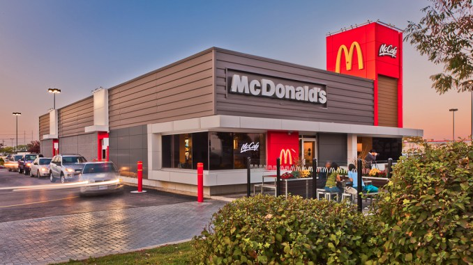 Universal design overlooked with too much innovation at for Mcdonalds exterior design