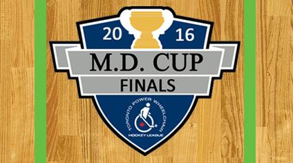 TPWHL M.D. Cup Finals