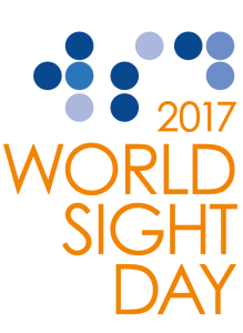 2017 World Sight Day Logo