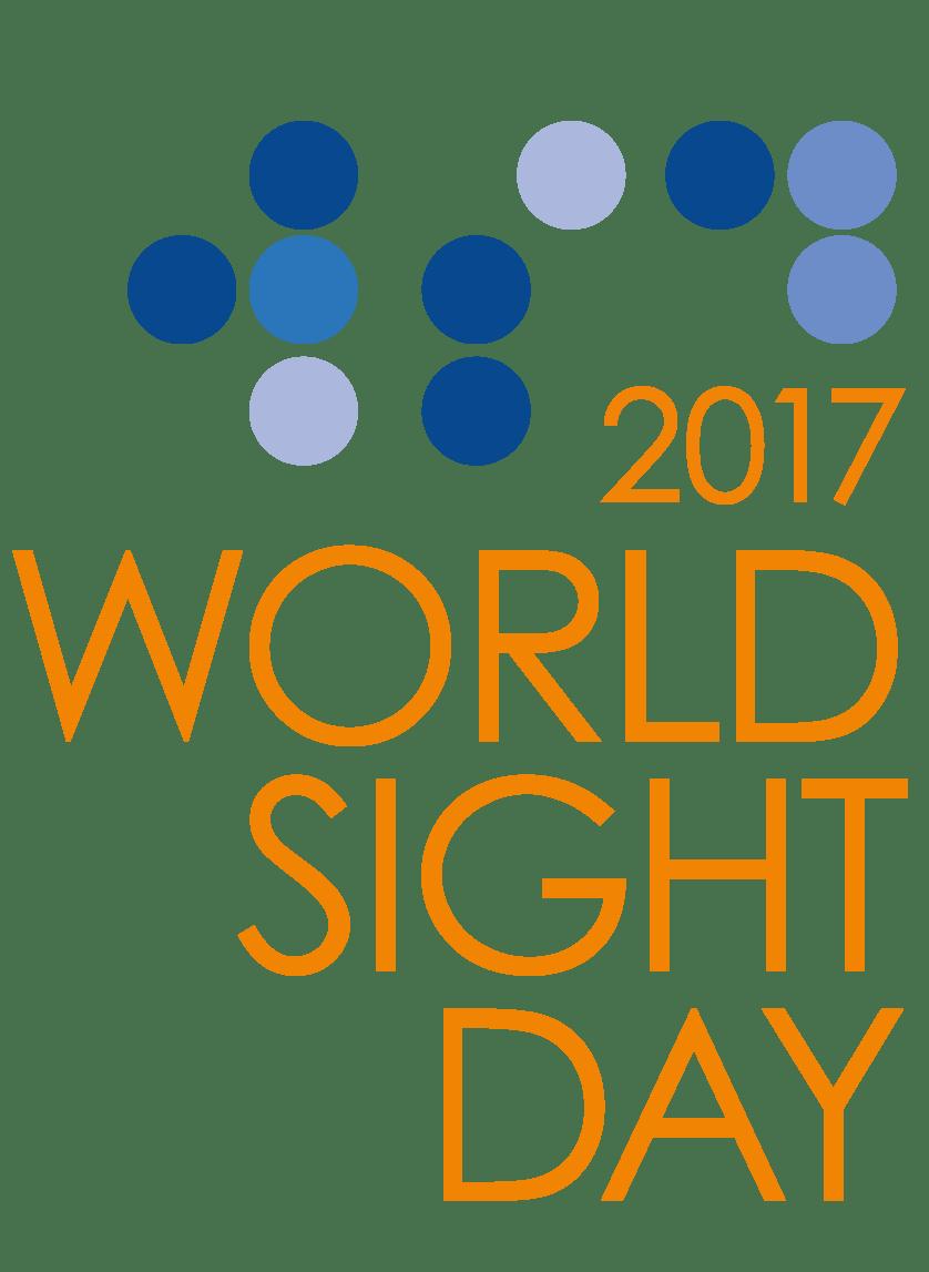 2017 World Sight Day Logo