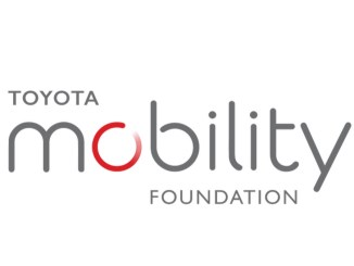 Logo of Toyota Mobility Foundation