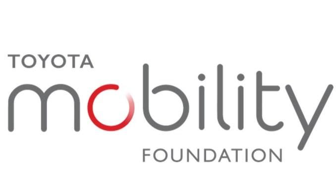 Logo of Toyota Mobility Foundation