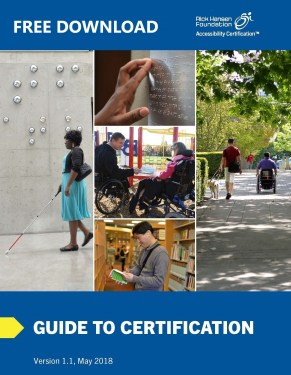 Cover page of RHFAC Assessment Guide (click for free download)