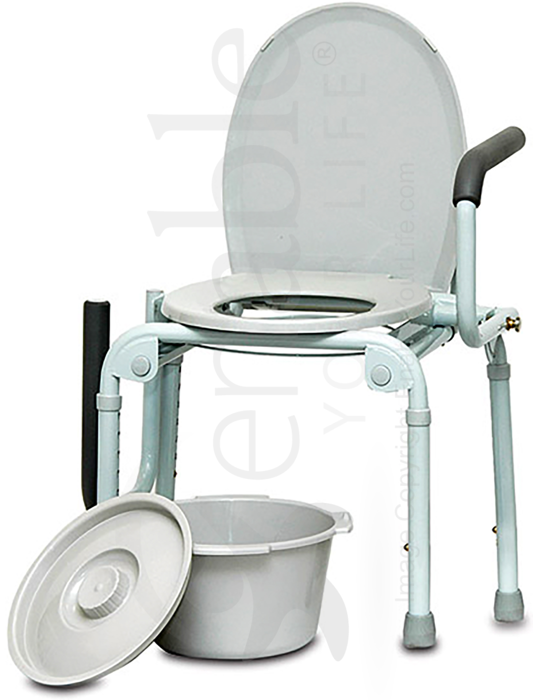 invacare shower chair covers for sale brampton probasics drop arm commode with 300 lb capacity