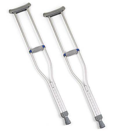 Invacare Quick-Adjust Adult Crutches