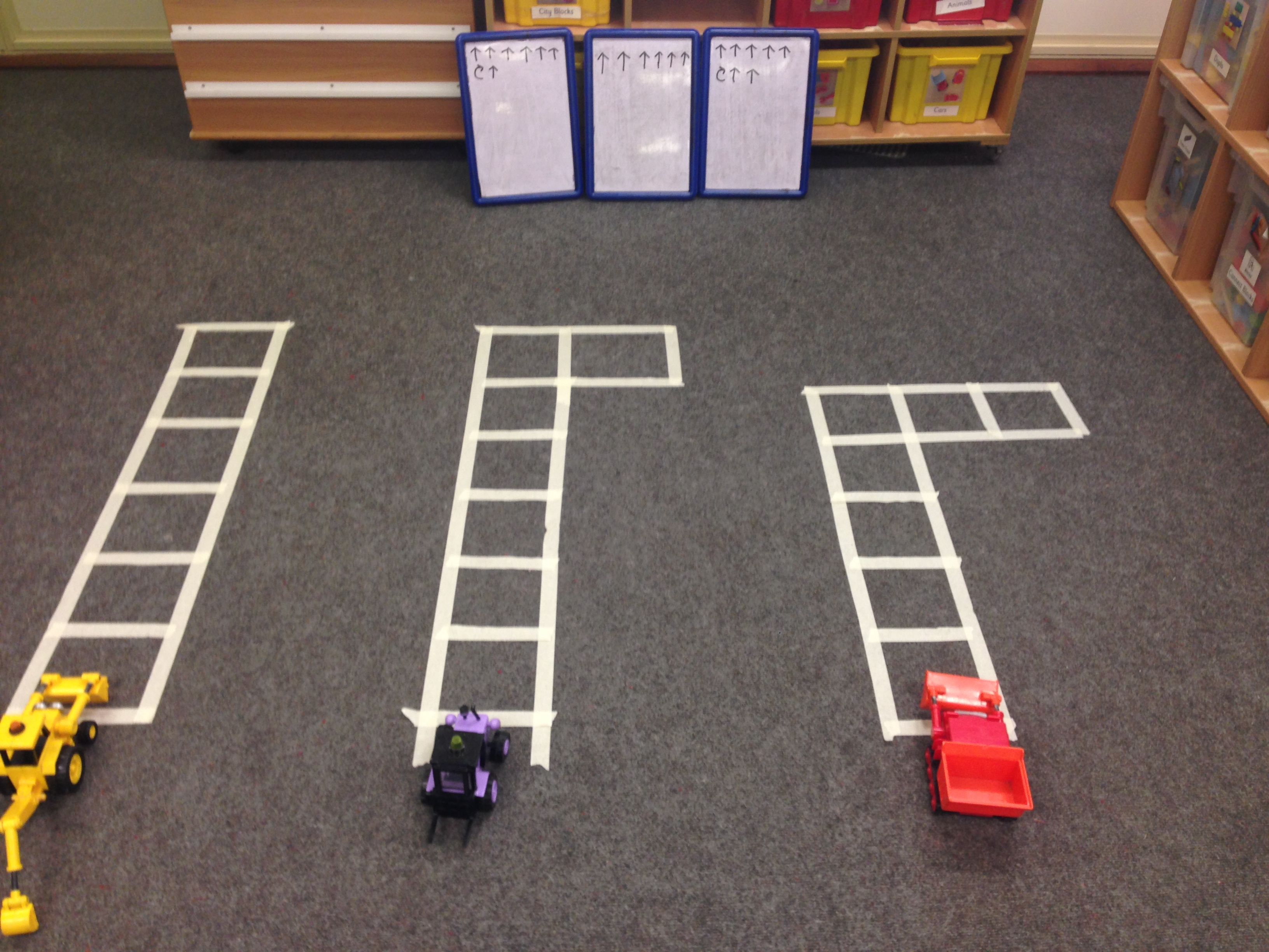 Start Unplugged Coding In Early Years